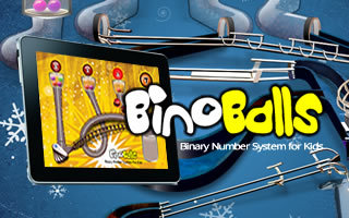 bino balls ipad game